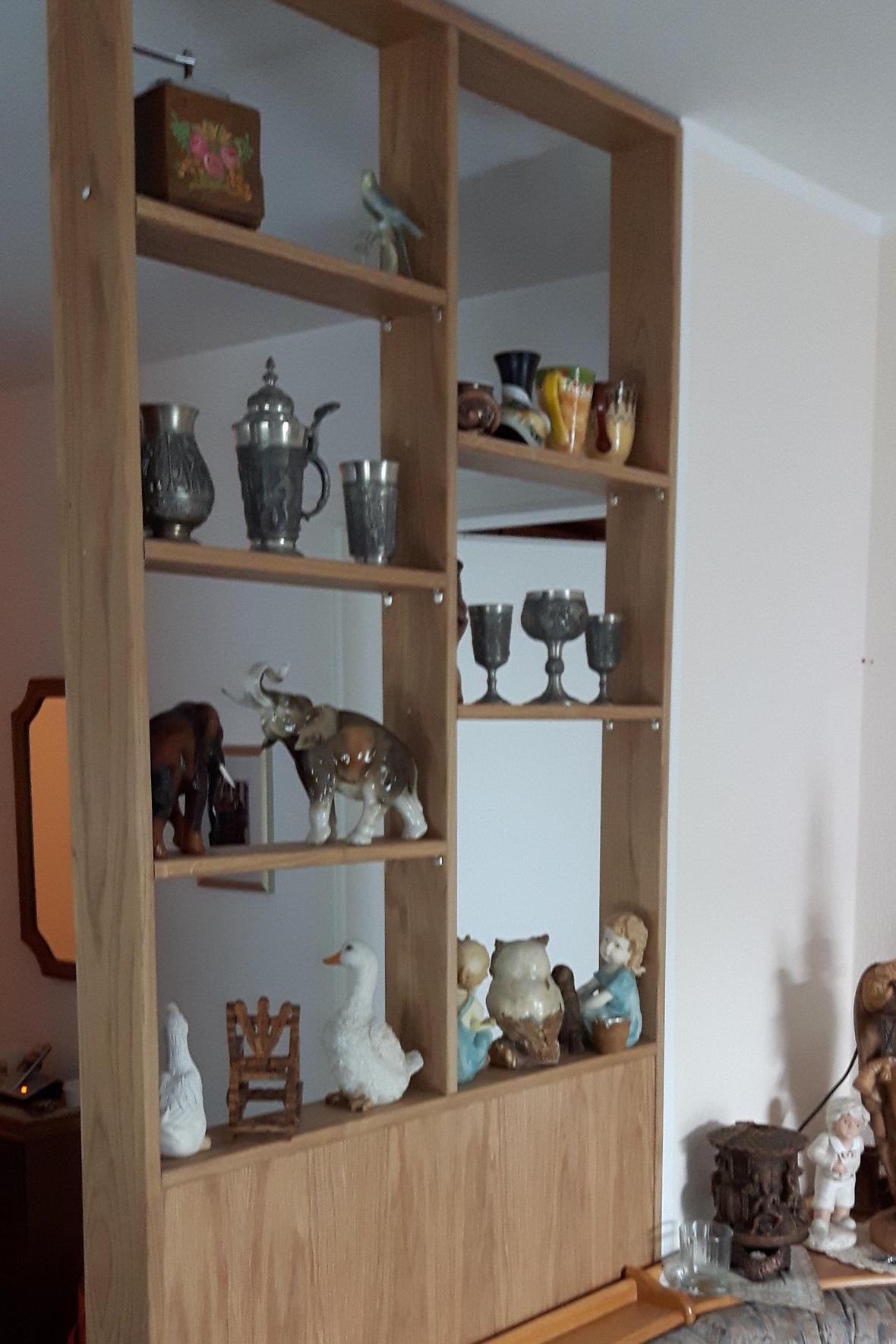 raumteiler wildeiche amazing bcherregal sonoma eiche raumteiler regal with raumteiler wildeiche. Black Bedroom Furniture Sets. Home Design Ideas