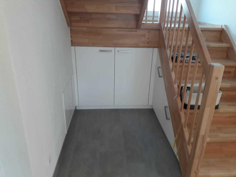 Schrank Unter Der Treppe Einbauschranke Mobel Montage